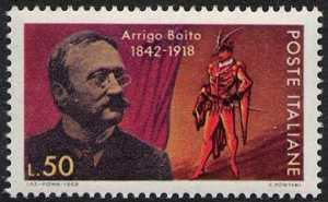 Cinquantenario della morte di Arrigo Boito - il 'Mefistofele'