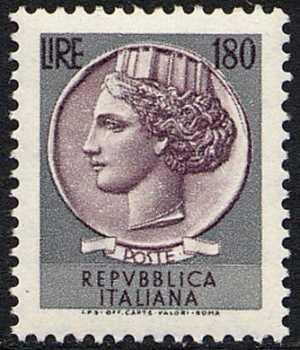 ' Italia Turrita ' - L. 180