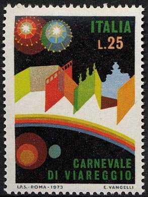 Carnevale di Viareggio - L. 25