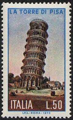 La Torre di Pisa - L. 50