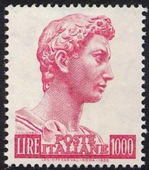 ' San Giorgio ' del Donatello - L. 1000