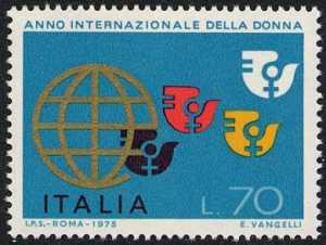 Anno internazionale della Donna - L. 70