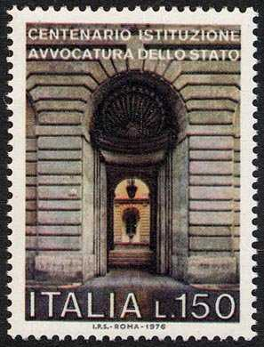 Centenario dell'Avvocatura Generale dello Stato - L. 150
