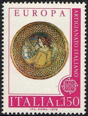 Europa - Artigianato - Maiolica XVI sec.