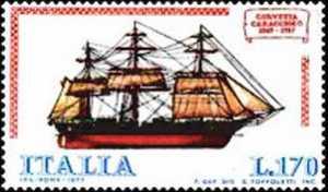 Costruzioni navali italiane - Corvetta Caracciolo