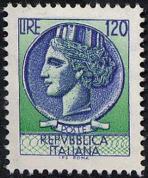 ' Italia Turrita ' - L. 120