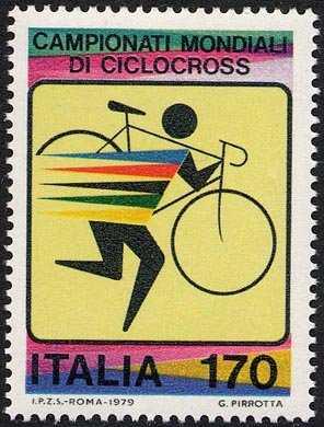 Campionati mondiali di ciclo-cross - L. 170