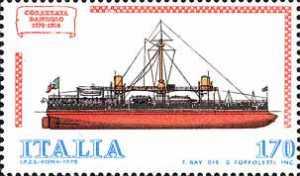 Costruzioni navali italiane - corazzata 'Dandolo'
