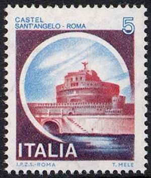 Castelli d'Italia - Sant'Angelo - Roma