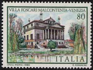 Ville d'Italia - Foscari - Venezia