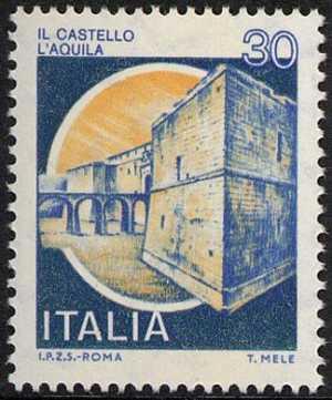 Castelli d'Italia - L'Aquila