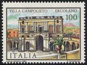 Ville d'Italia - Campolieto - Ercolano