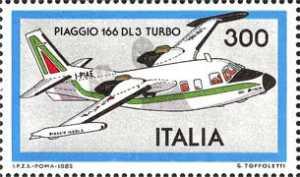 Costruzioni aeronautiche - Piaggio P 166 DL3 Turbo
