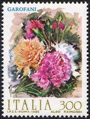 Fiori d'Italia - Garofani