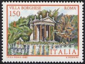 Ville d'Italia - 'Borghese' - Roma