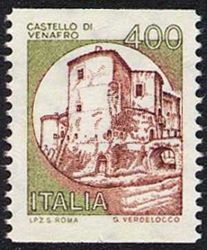 «Castelli d'Italia» - Venafro , Isernia