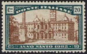 1924 - Anno Santo 1925 - Santa Maria Maggiore