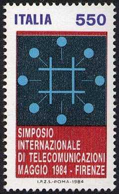 Simposio internazionale di telecomunicazioni - Firenze - logo