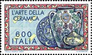 Lavoro italiano nel mondo - 6ª serie - L'arte della ceramica