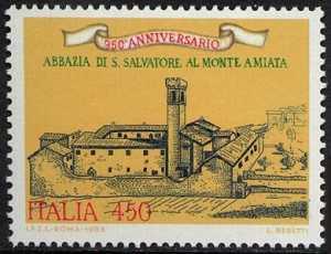Patrimonio artistico e culturale italiano - Abbazia di San Salvatore al Monte Amiata