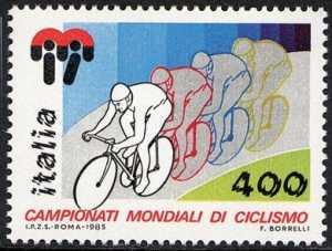Campionati Mondiali di ciclismo - L. 400