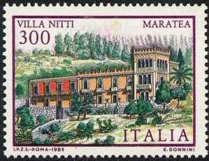 Ville d'Italia - Nitti, Maratea