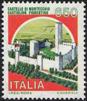 Castelli d'Italia - Montecchio Castelfiorentino