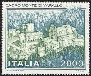 Patrimonio artistico e culturale italiano - Sacro Monte di Varallo