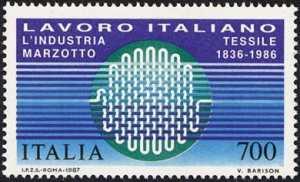Il lavoro italiano - Industria tessile Marzotto