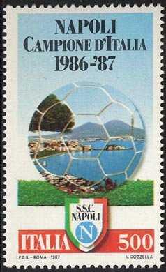 Lo sport italiano - Napoli Campione d'Italia 1986-87