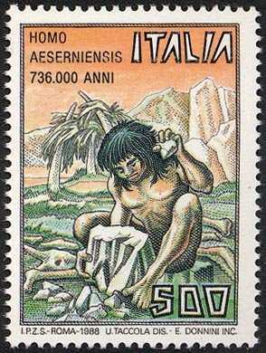 Patrimonio artistico e culturale italiano - Homo Aerseniensis