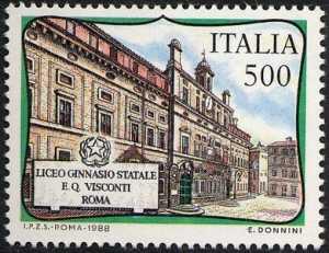 Scuole d'Italia - Liceo E. Quirino Visconti - Roma