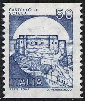 «Castelli d'Italia» - Scilla , Reggio Calabria