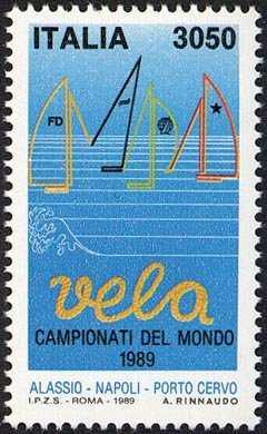 Lo sport italiano - Campionati mondiali di vela