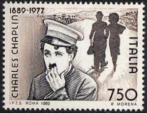 Centenario della nascita di Charles Chaplin - Charlot