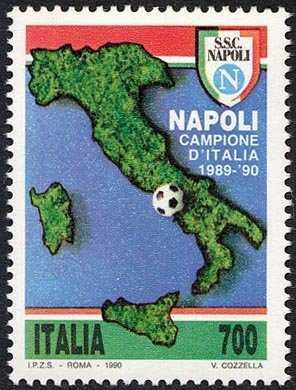 Napoli Campione d'Italia
