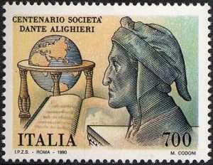 Centenario della Società Nazionale Dante Alighieri