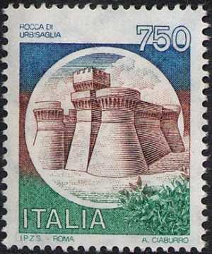 Castelli d'Italia - Rocca di Urbisaglia