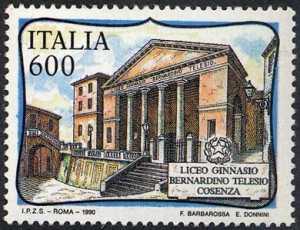 «Scuole d'Italia» - Liceo Ginnasio Bernardino Telesio di Cosenza