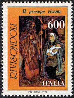 40° Anniversario del Presepe vivente di Rivisondoli - «La Sacra Famiglia»