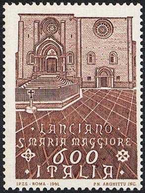 Patrimonio artistico e culturale italiano - Chiesa di S. Maria Maggiore - Lanciano