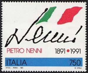 Centenario della nascita di Pietro Nenni