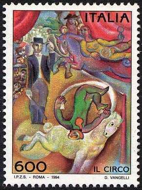 Il Circo - artisti del circo