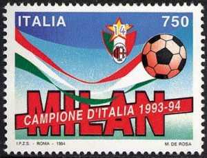 Milan campione d'Italia 1993-94