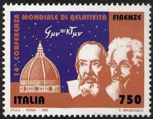 XIV Convegno mondiale di Relatività Generale e Fisica della Gravitazione - G. Galilei ed A. Einstein