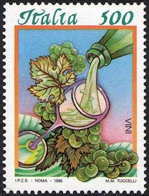 I cibi italiani - «Il vino bianco»