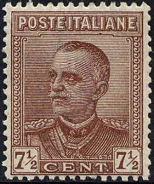 1928 - tipo del 1927 modificato