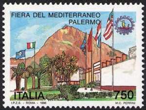 Fiere nell'economia - Fiera del Mediterraneo, Palermo