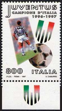 Juventus campione d'Italia 1996-97
