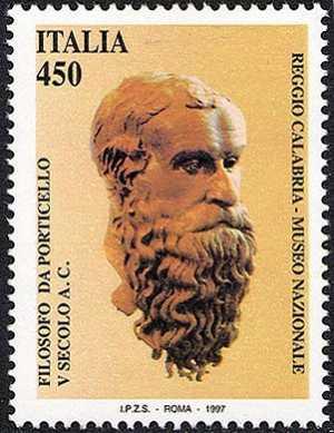 I tesori dei musei e delle pinacoteche nazionali - Museo Nazionale di Reggio Calabria - «Filosofo da Porticello» scultura